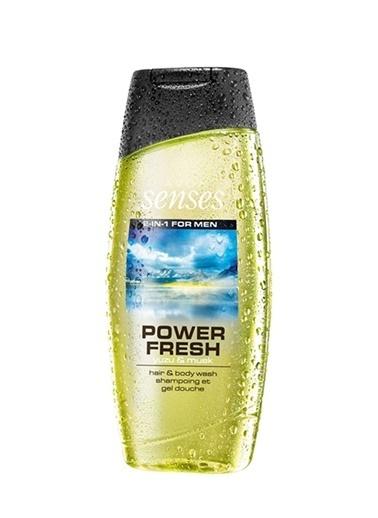 Avon Avon Power Fresh Saç Vücut Şampuanı 250 Ml Renksiz